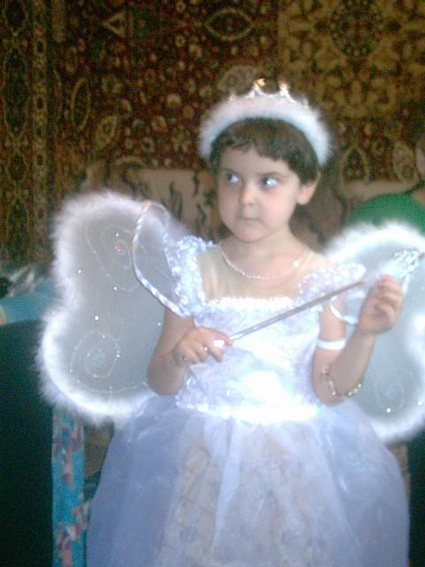 маленькая фея. Маленькая принцесса