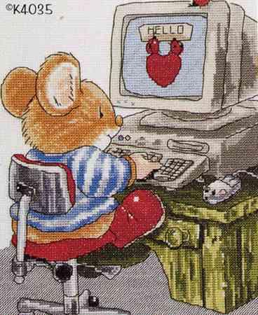 Вышивка с компьютера 72
