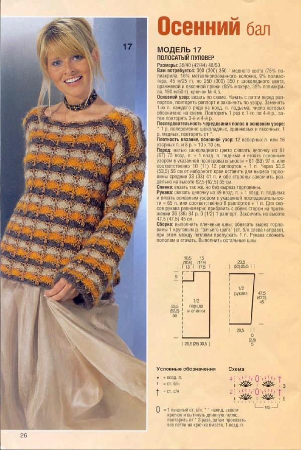 Вязание по моделям маленькой дианы