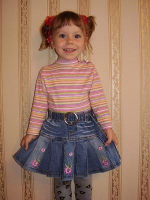 Праздник. Маленькая принцесса