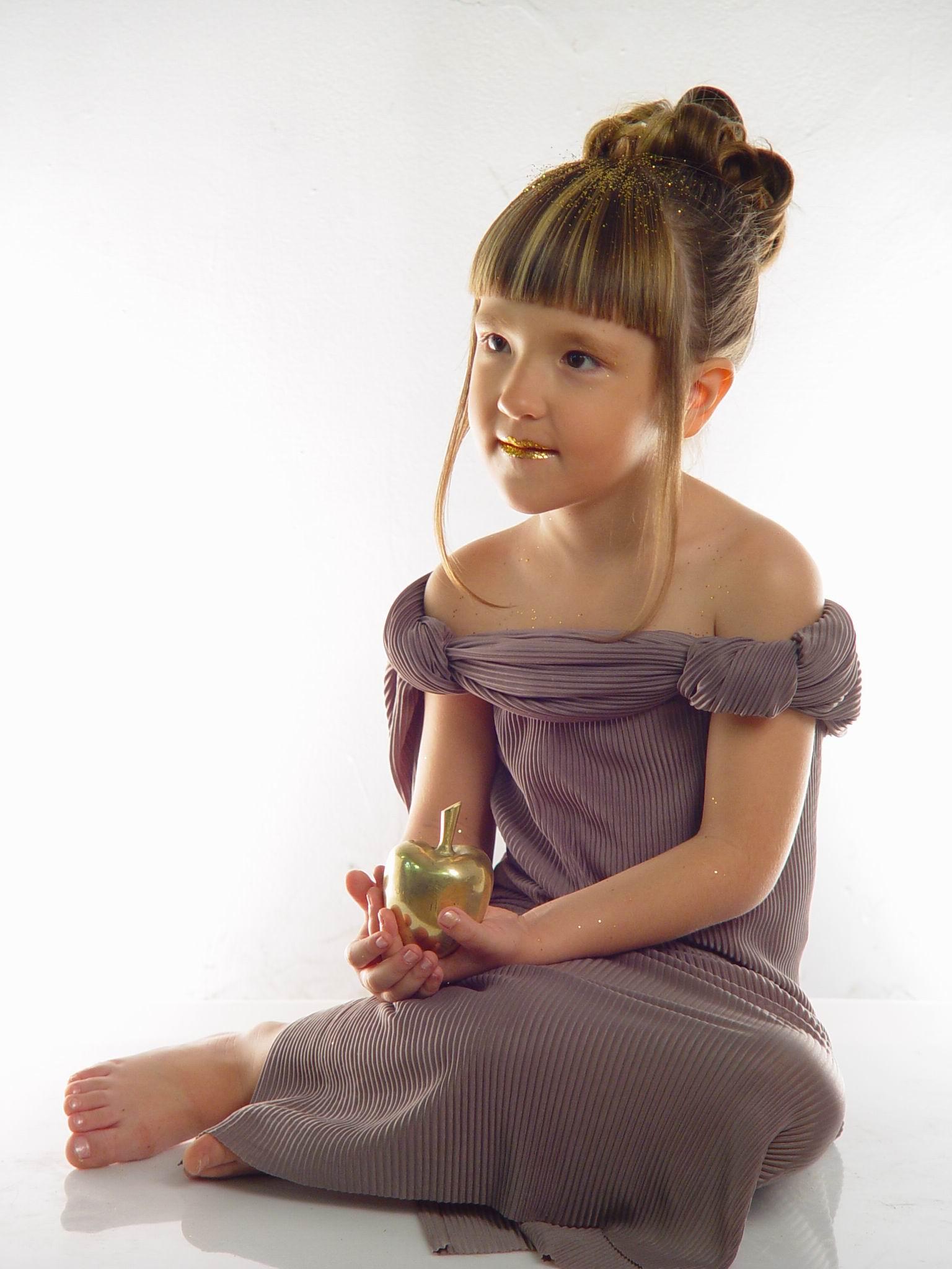 Принцесса Сюзанна. Маленькая принцесса