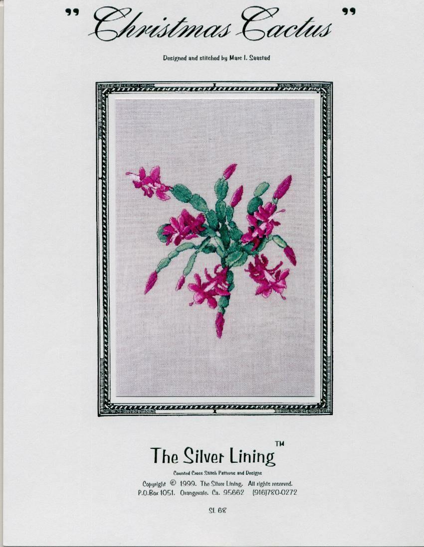 Схемы вышивок silver line