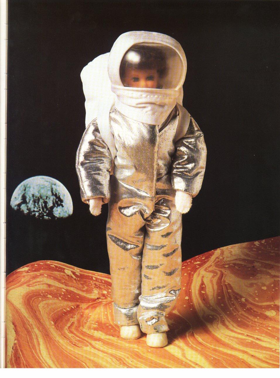 Космонавт из куклы своими руками 470