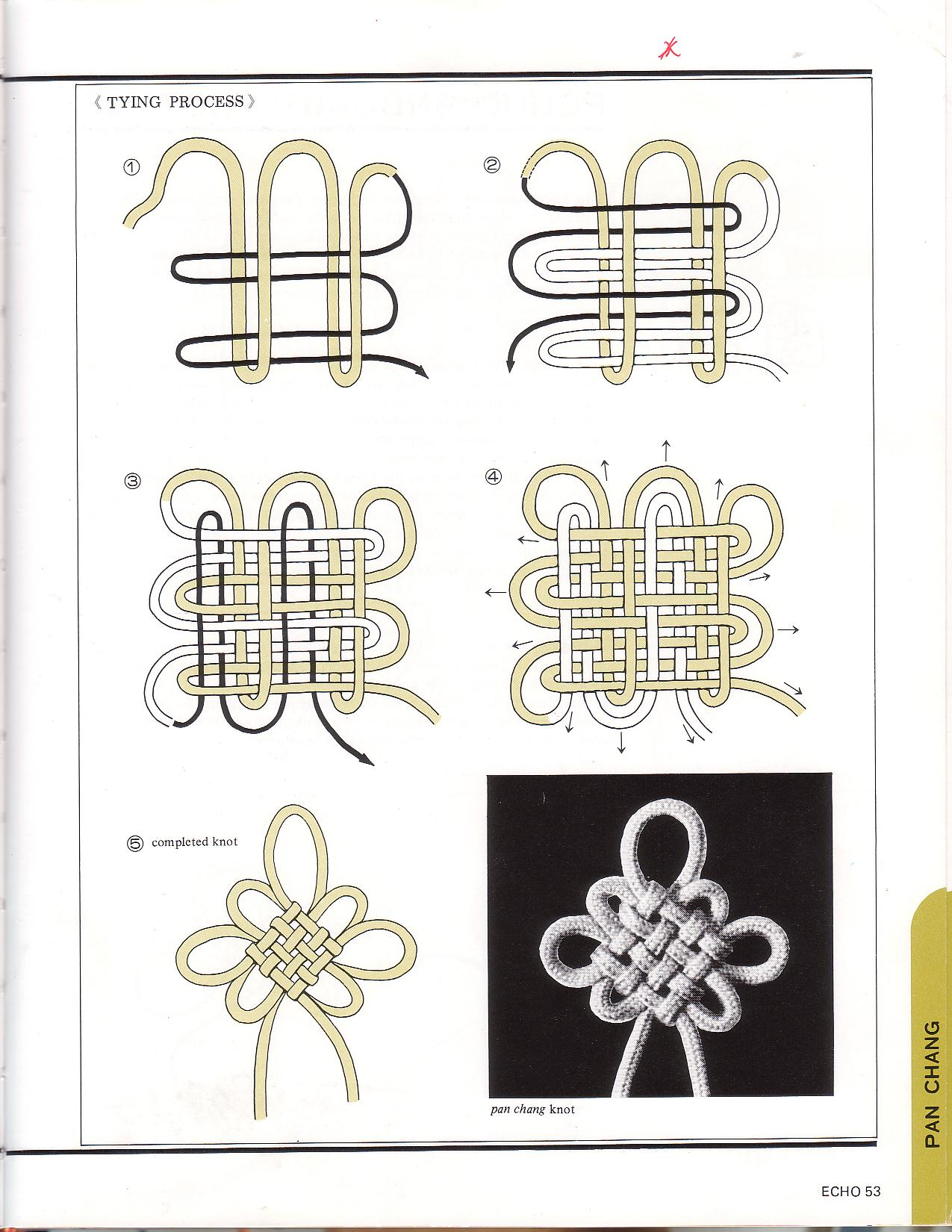 схема плетения декоративных кос