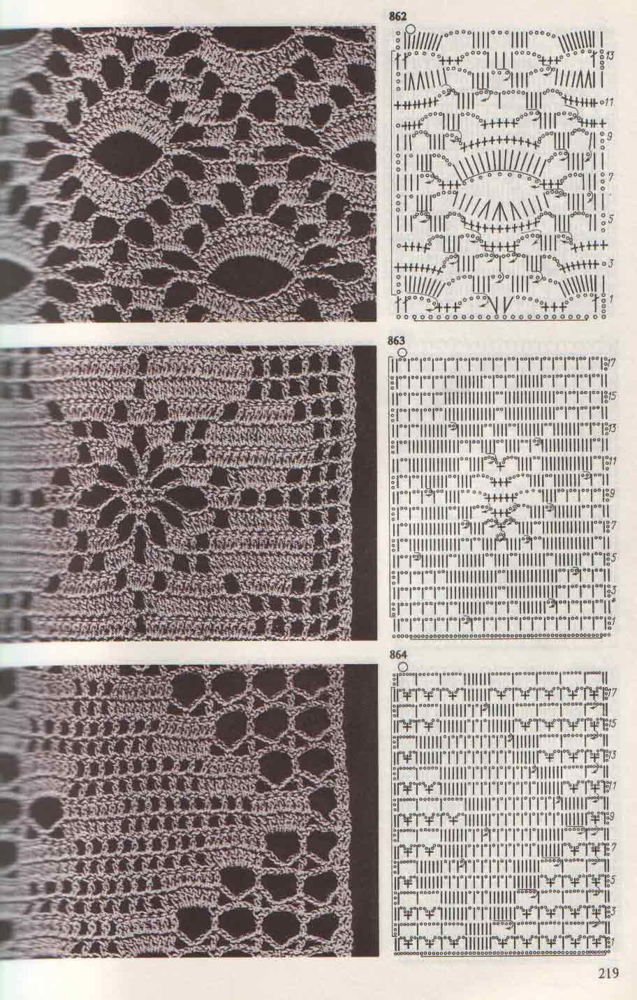 Дневники вязание филейное вязание 92