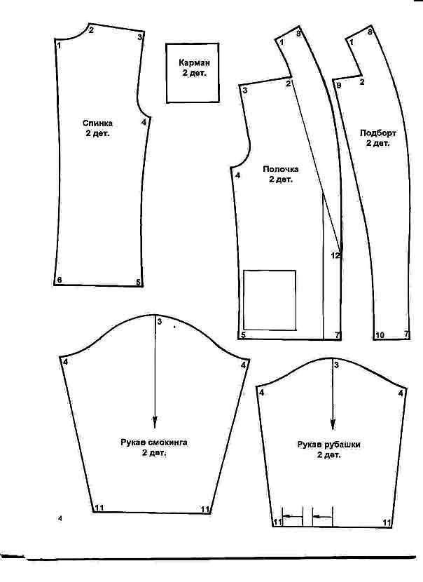 Заяц тильда в пиджаке выкройка