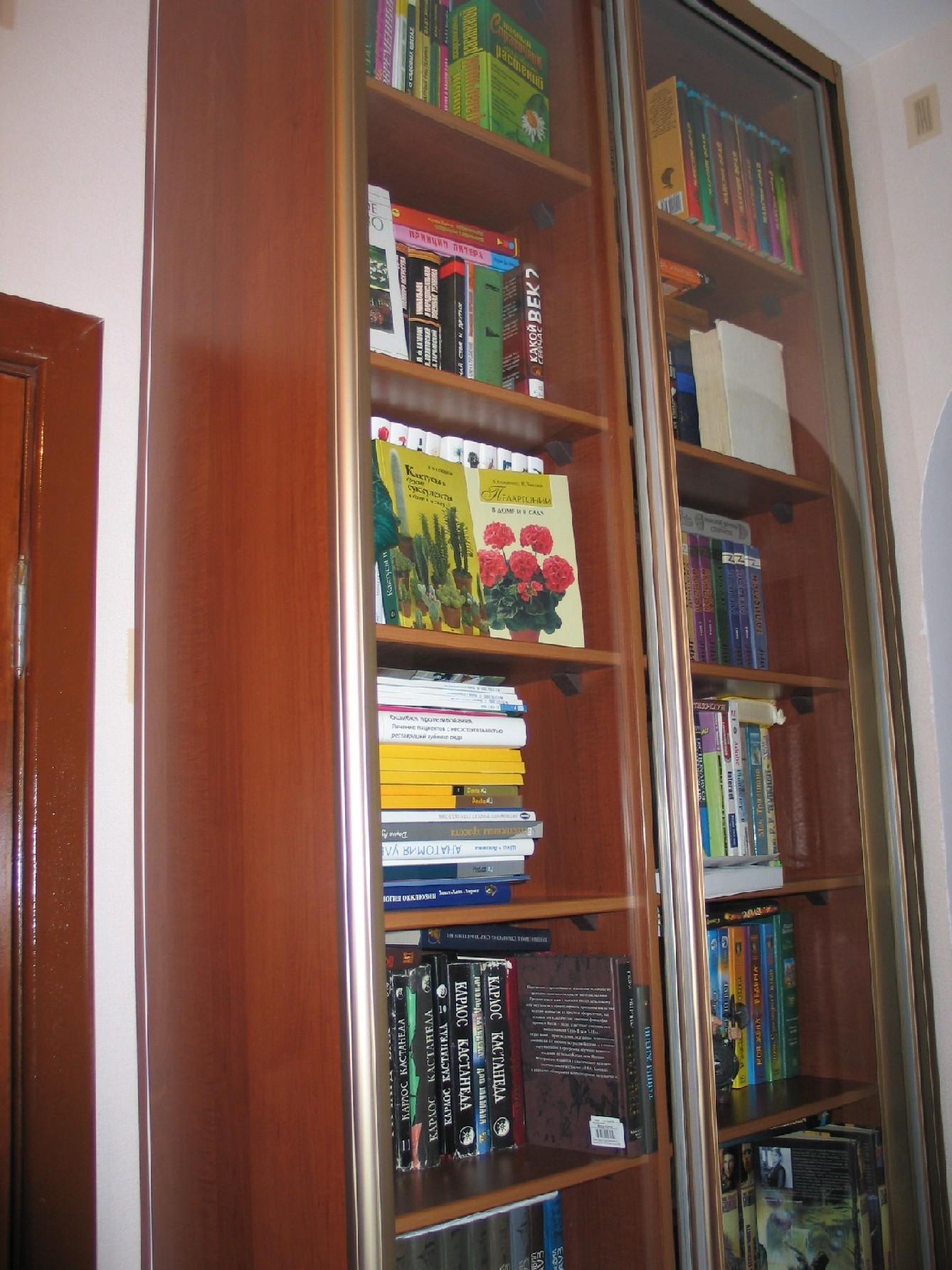 Книжный шкаф. коридор. фотоальбом участника clumsy.