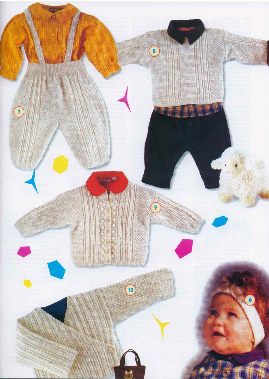 Вязание для малышей вконтакте 30