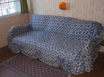 Сшить накидки на диван и кресла своими руками