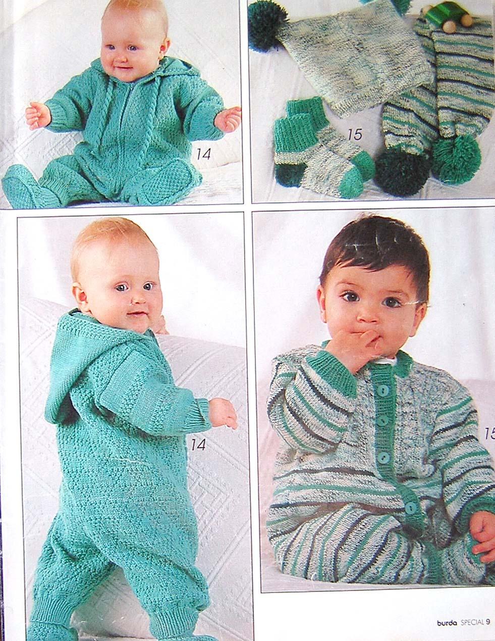 Вязание фото схемы малышам