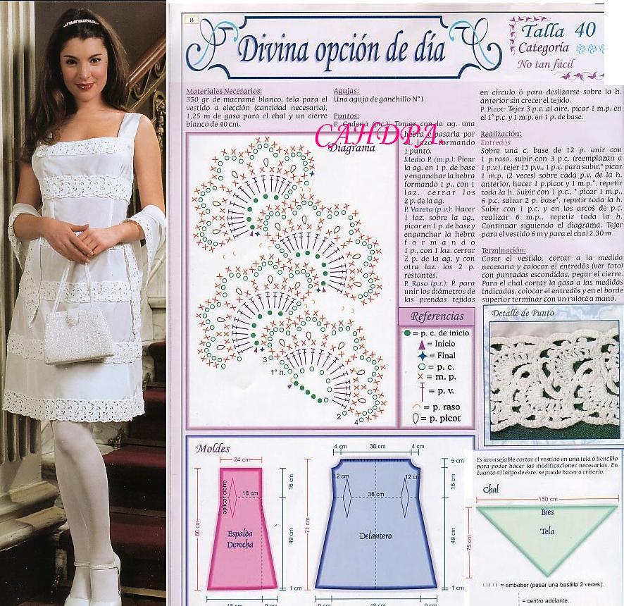 Комбинированные вязание и шитье