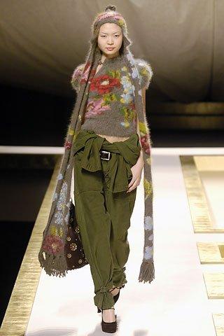 Молодежная Мода Зима 2006-2007