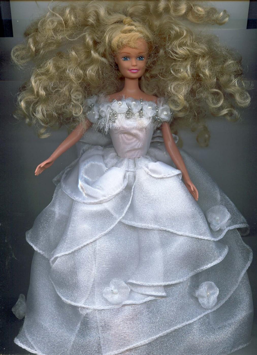 Барби сшить платье пошагово