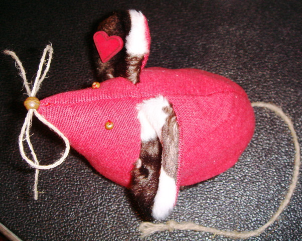 мышь!.