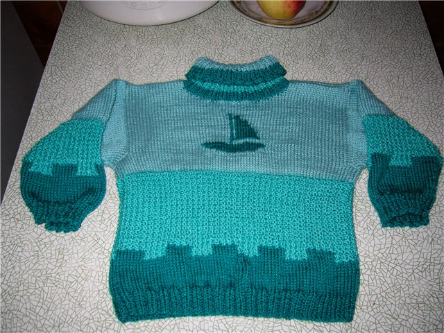 Пуловер Для Мальчика Реглан С Доставкой