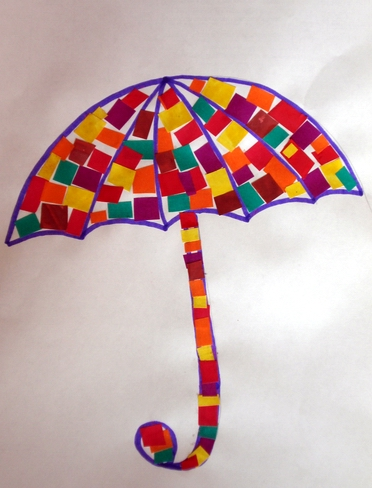 Поделки зонта
