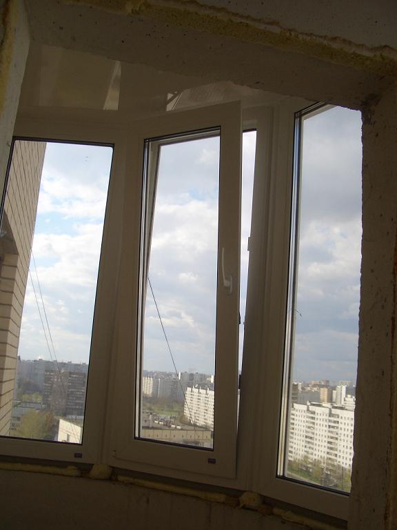Эркер крыша балкона..