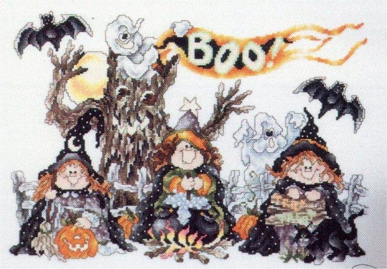 The Witches of Booville.