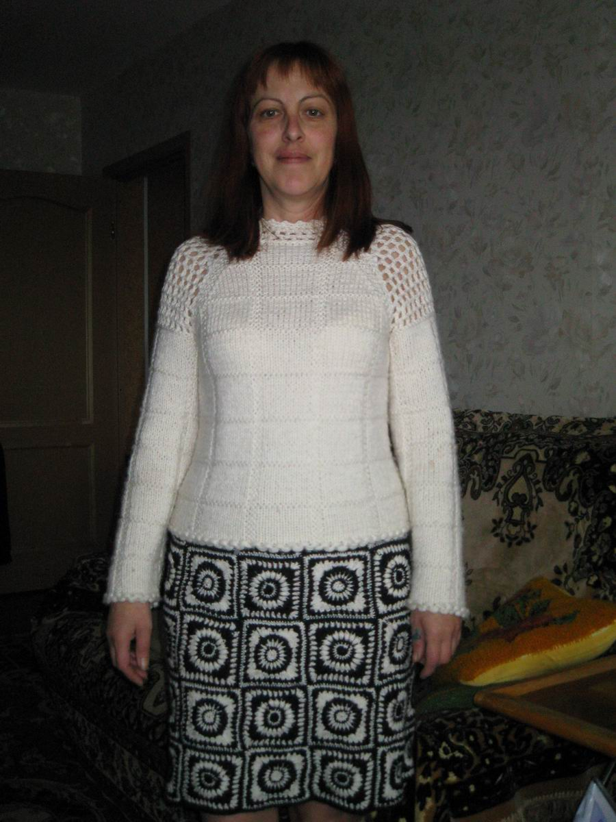 Вязанные Блузки В Самаре