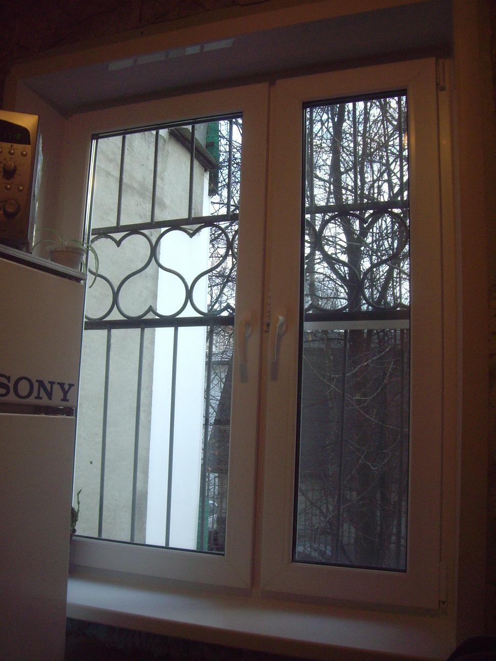 Окно на кухне. балкон. фотоальбом участника ms77.
