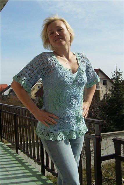 вонприх женская одежда больших размеров