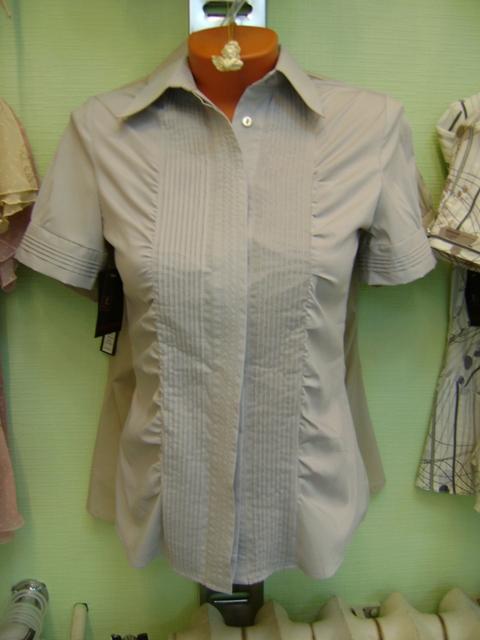 Блузка С Планкой В Самаре
