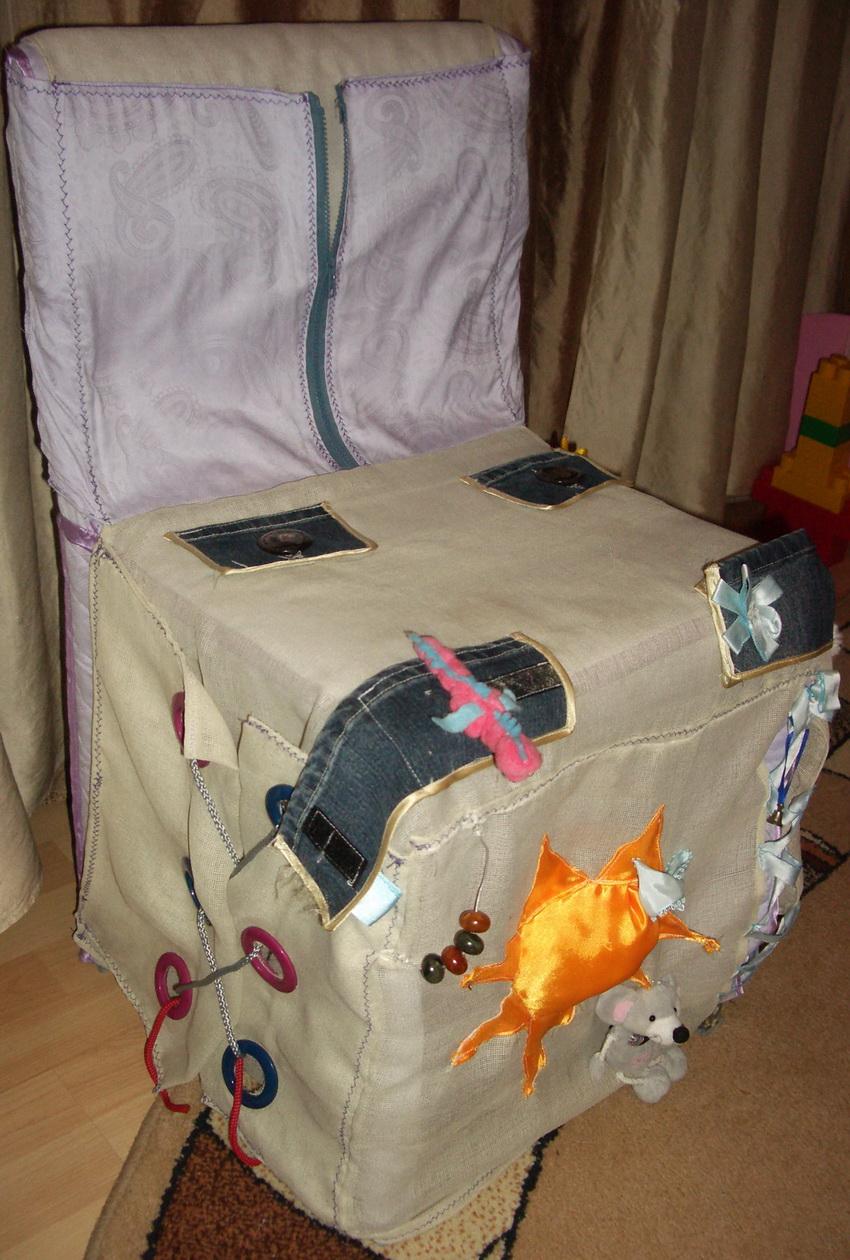Сшить чехлы для детских стульев