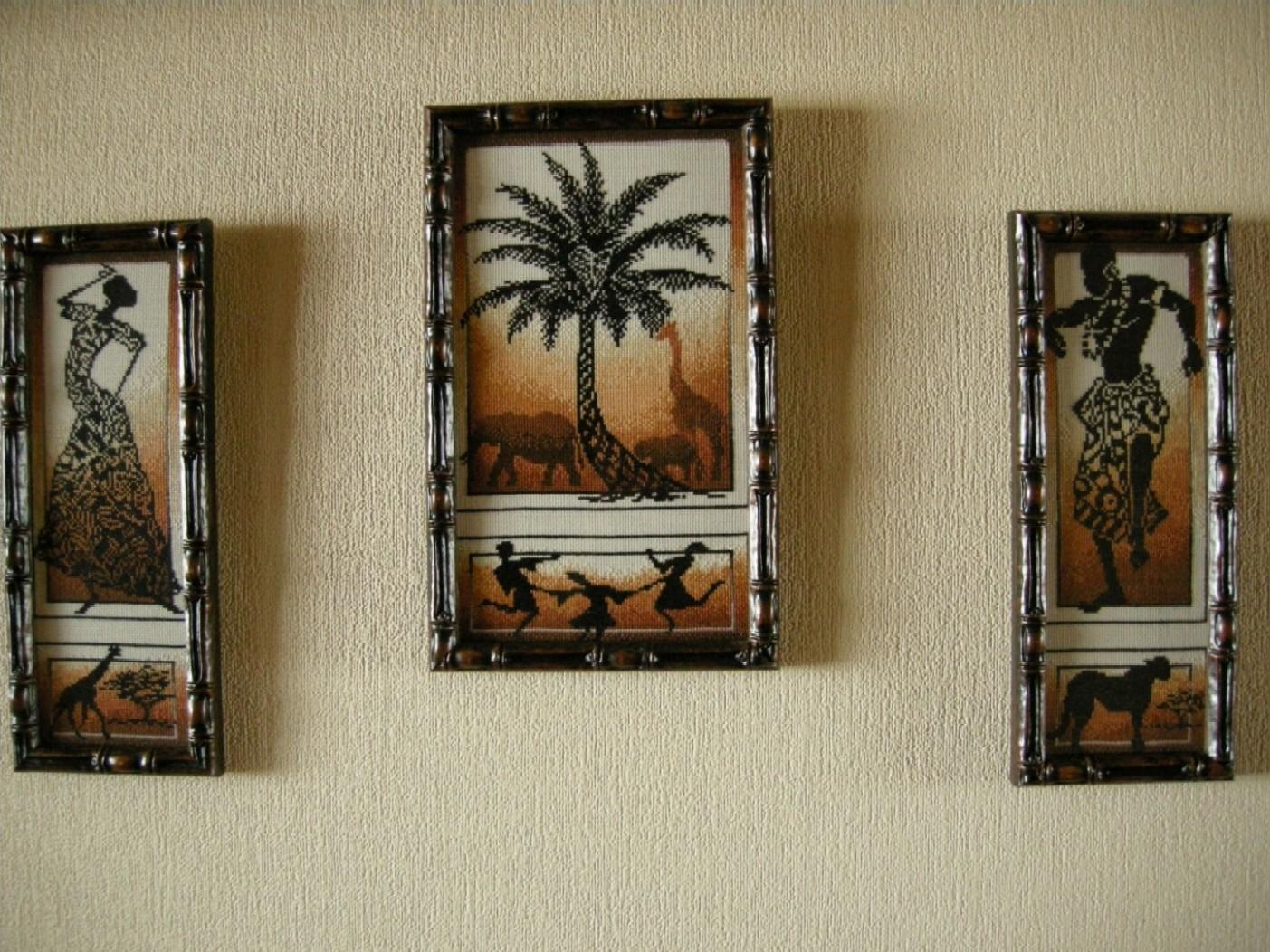 Вышивка крестом африканские истории золотое руно 54