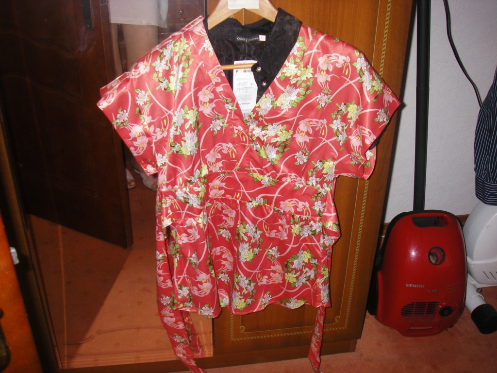 Комплект блузка и штаны oggi