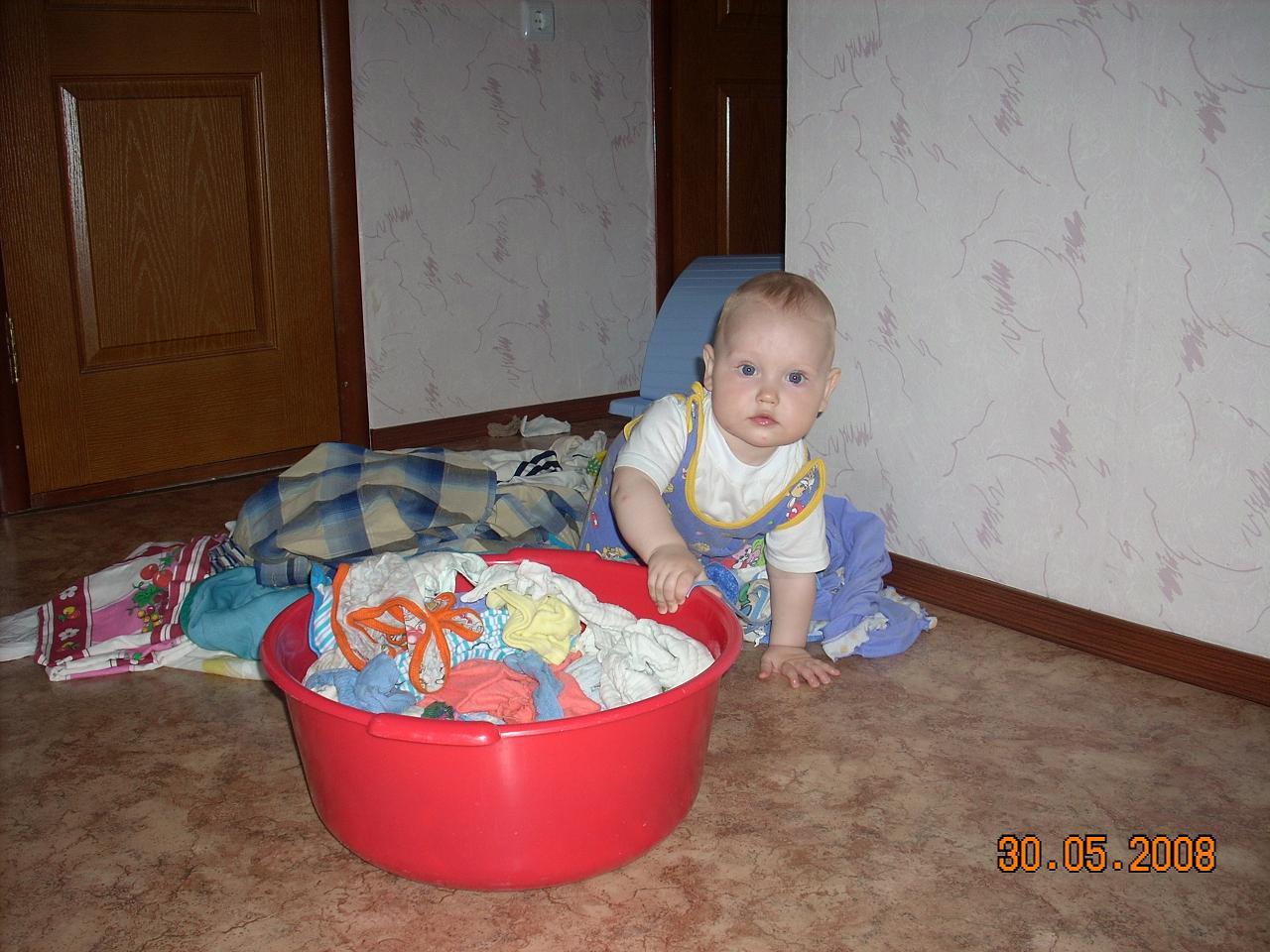 Сын нашел мамино белье 7 фотография
