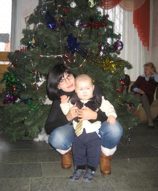 Со своей тетей 14 фотография