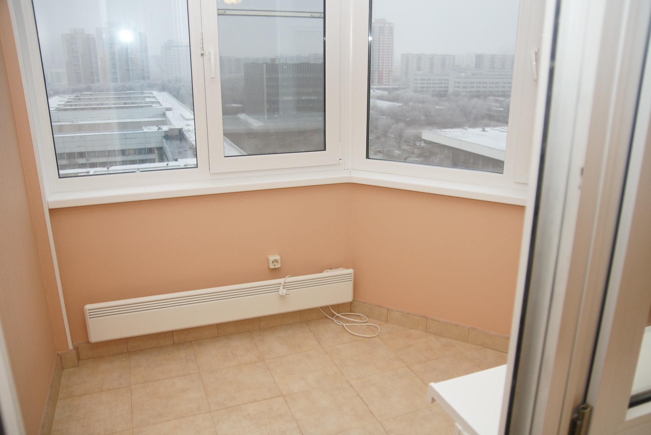 Утепление балкона (лоджии) в Ярославле.