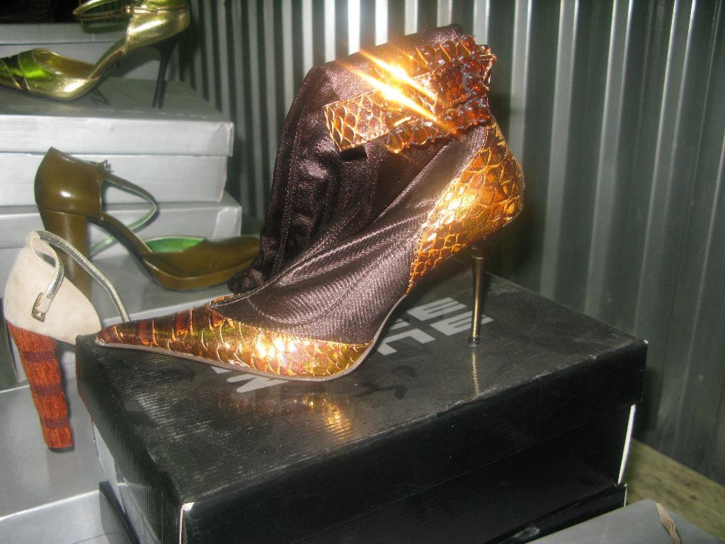 Обувь Турция