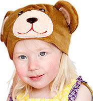 Как сшить шапочку медведя своими руками