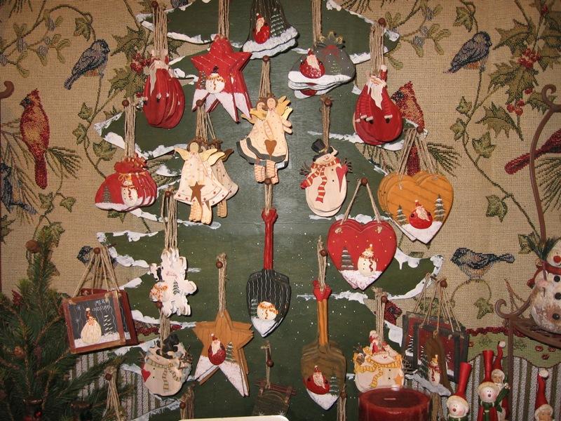 Рождественские сувениры своими руками фото