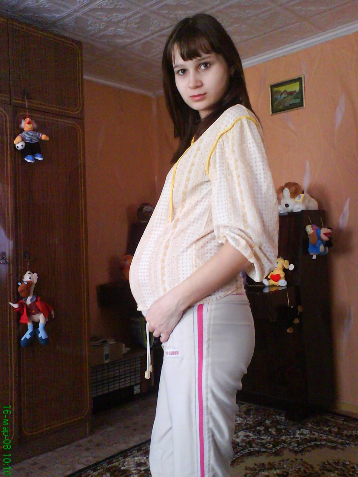 Беременные девушки 7 месяцев 84