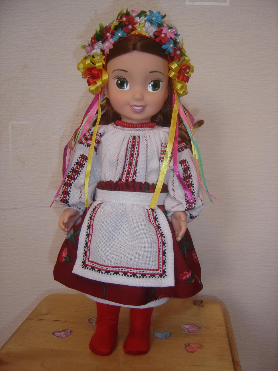 Кукла украинка как сделать
