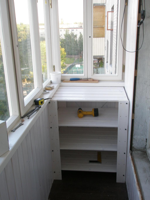 Балкон (мелкая сторона). хвасты. фотоальбом участника нормик.