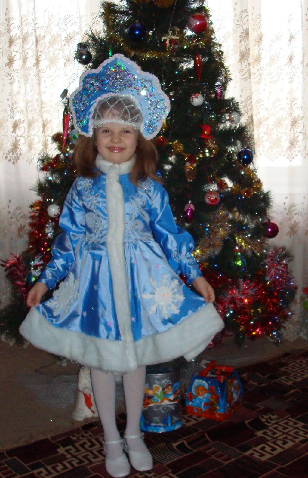 Фото снегурочки русской 15 фотография