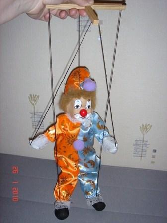 Кукла марионетка своими руками изготовление