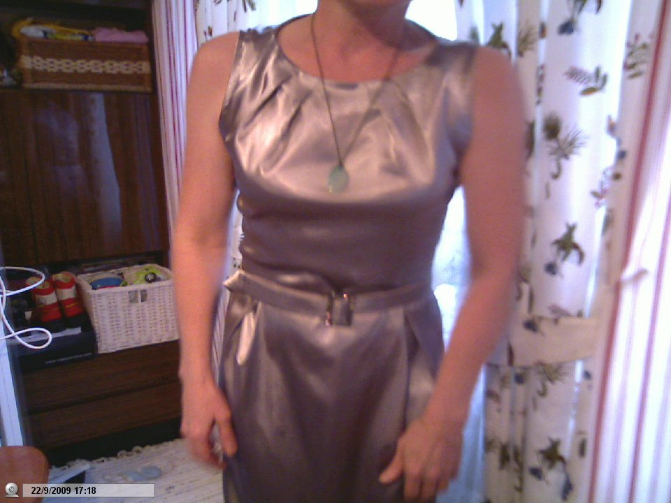Атлас платье своими руками фото