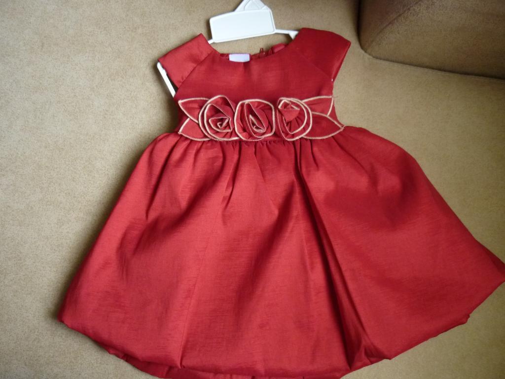 Платье своими рука для маленьких девочек