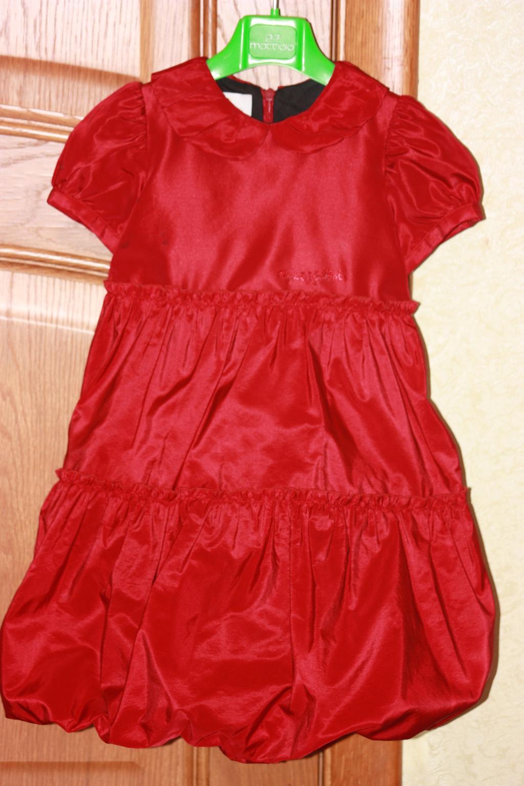 Праздничное платье фирмы Gai Mattiolo (Италия). Продаю дизайнерское