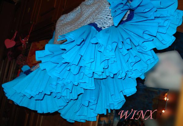 Платья Из Гофрированной Бумаги