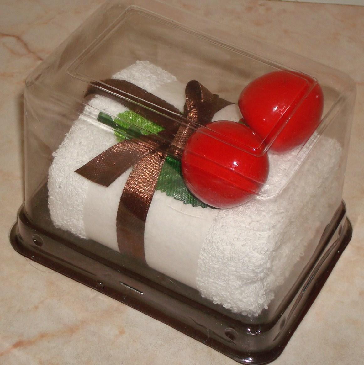 Полотенце пирожное