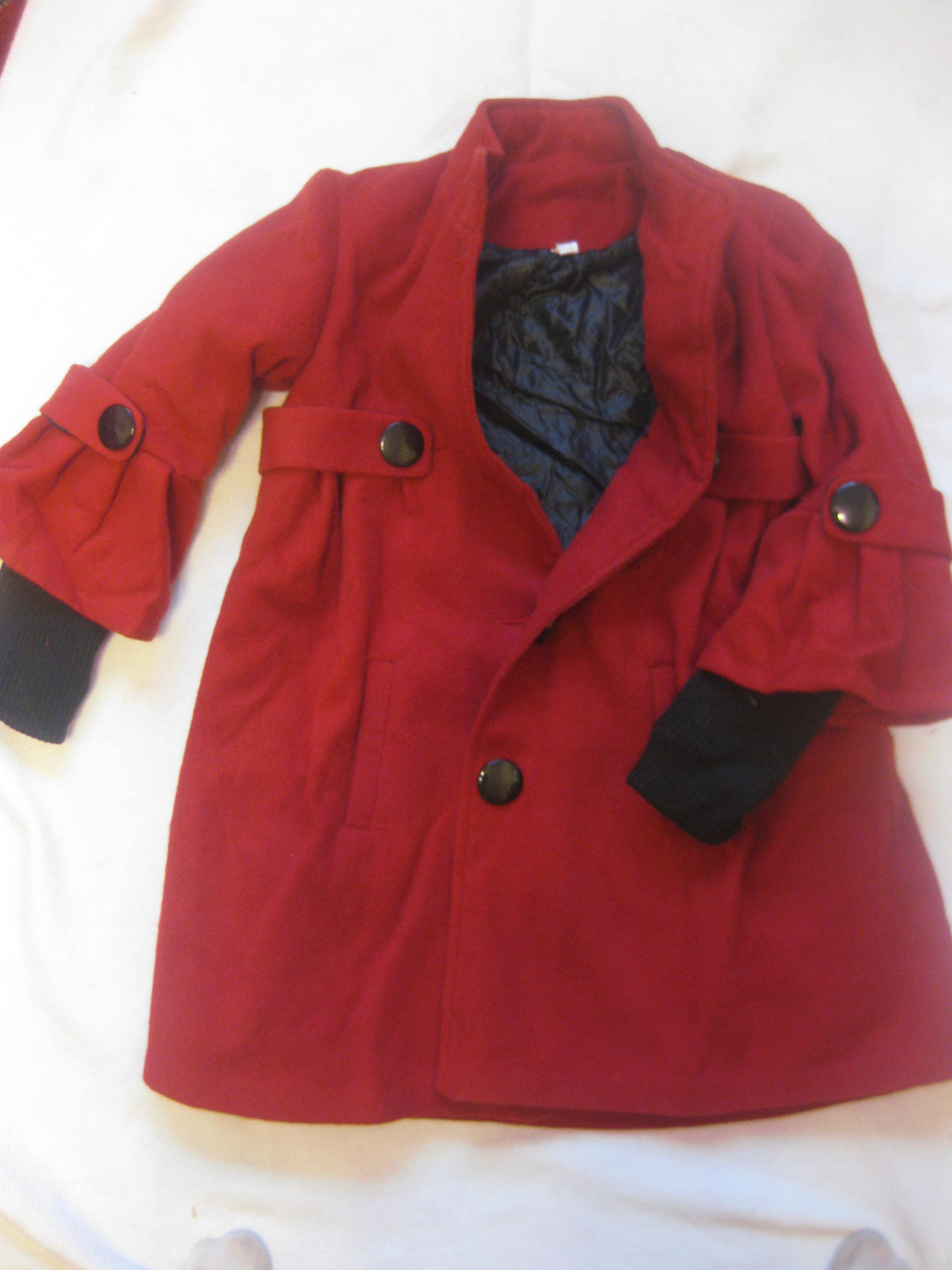 Перешить пальто своими руками для девочки 28