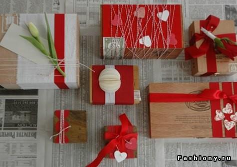 Идеи подарков к дню