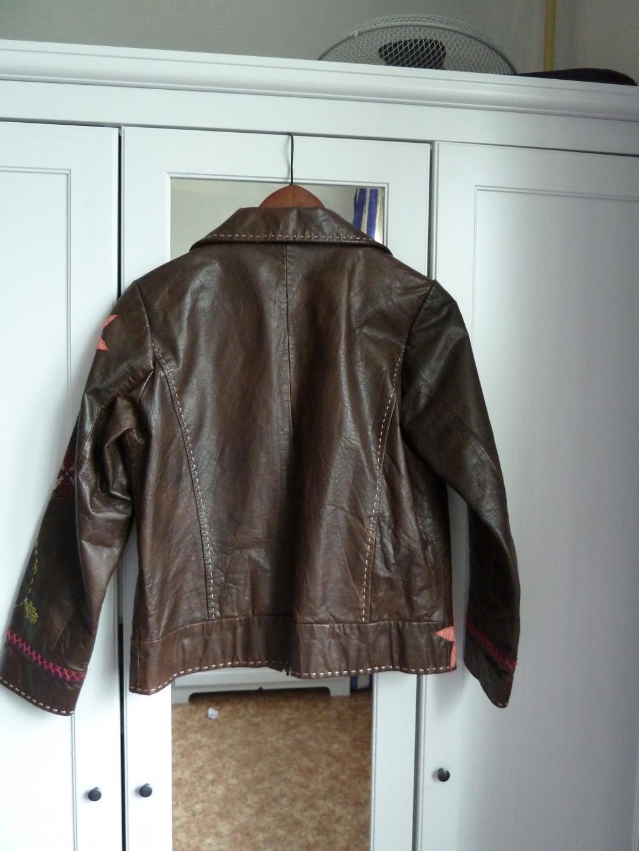 Кожаная куртка своими руками 20