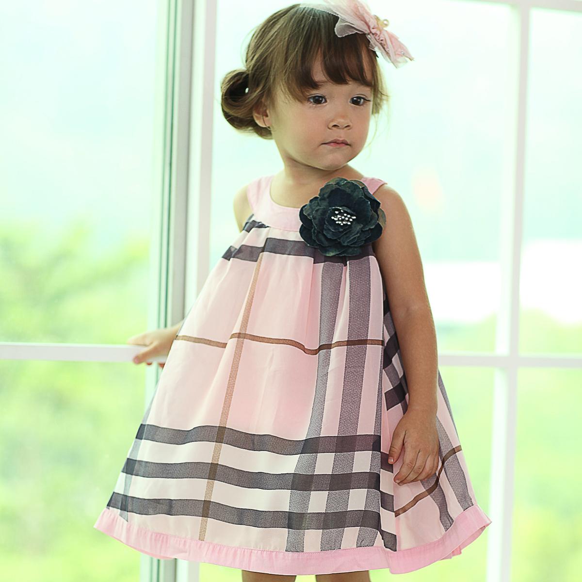 Как строится выкройка: платье для девочки 1 год 41