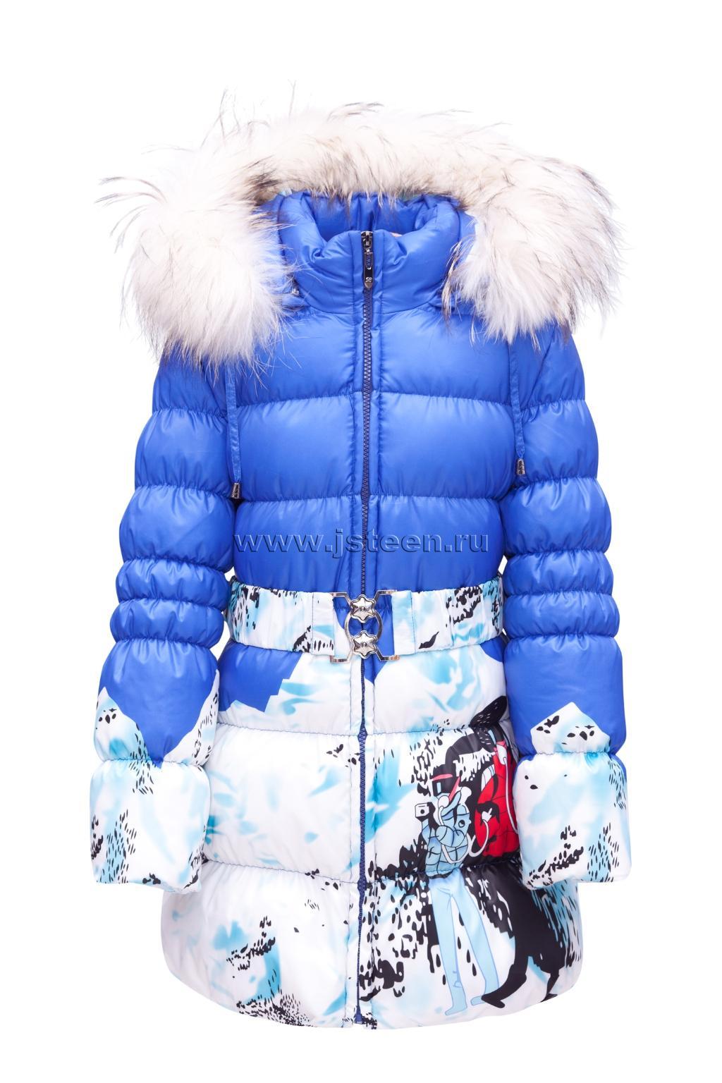 Верхняя Одежда Для Девочек Зима
